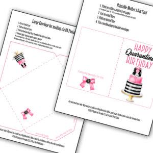 Printables & Digital Downloads